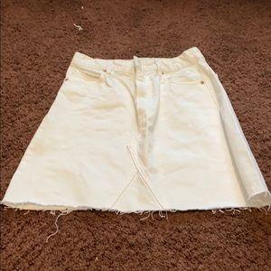 Zara skirt (zipper damaged but still functional)